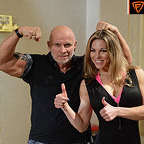 В гостях у «Мисс фитнес-бикини России» Ксении Пономаревой