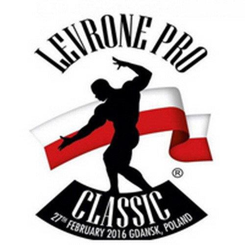Итоги: Levrone Pro Classic - 2016