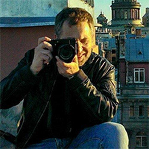 Борис Хигрин - профессиональный фотограф