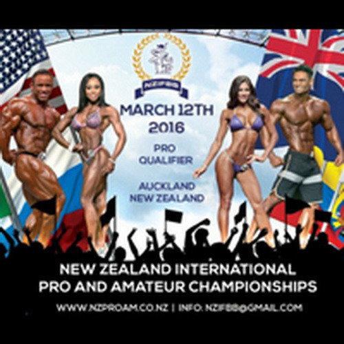 New Zealand Pro - 2016 (результаты)