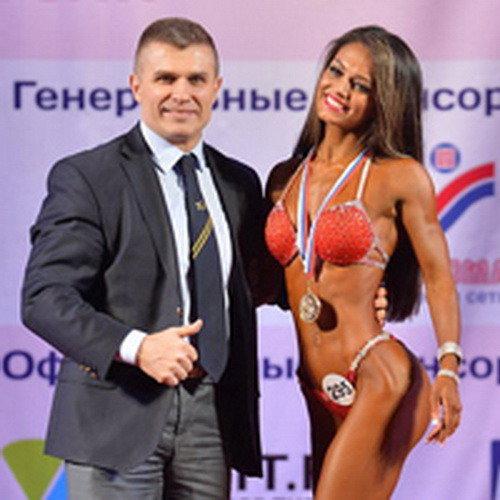 Кубок России по бодибилдингу - 2016