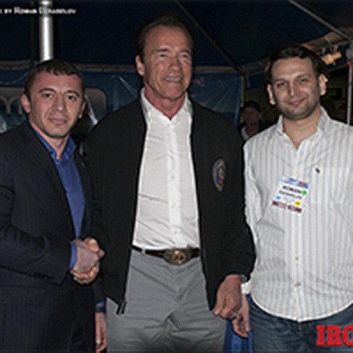 Покушение на Адама Толдиева - президента Федерации Бодибилдинга Ингушетии