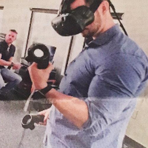 Фитнес будущего - тренировки в виртуальной реальности