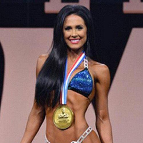 Список участниц «Bikini Olympia»-2016