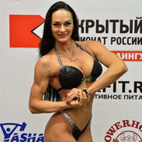 Чемпионат России по бодибилдингу - 2016