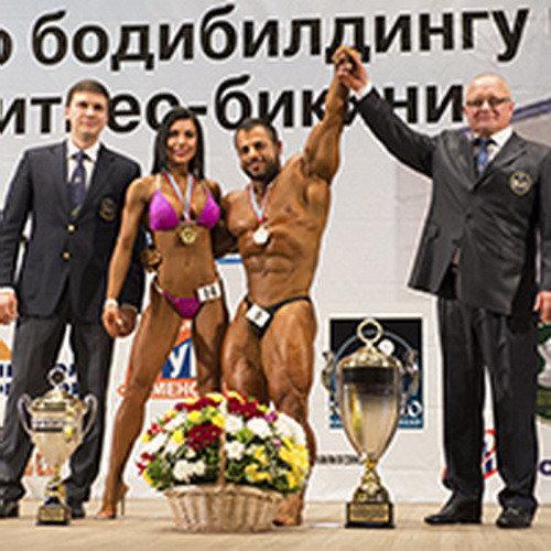 Кубок Мэра г.Каменск-Уральский по бодибилдингу - 2016
