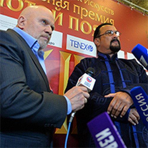 Национальная премия РСБИ «Золотой пояс» XII