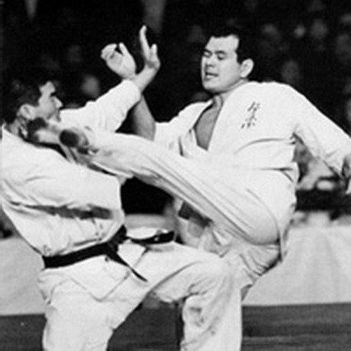Первый чемпион: Сато Кацуаки