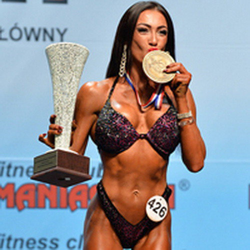 Протоколы: IFBB World Fitness Championships - 2018