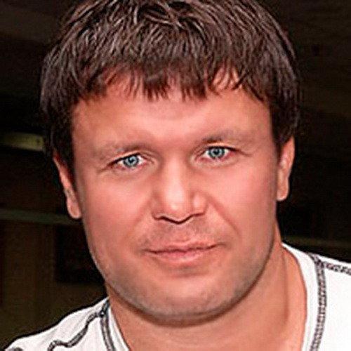 Русский «медведь» Олег Тактаров: превед, американчиги!