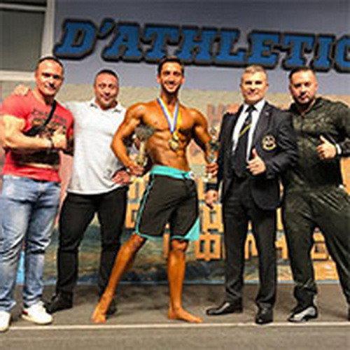 Дисквалификация спортсменки на D'Athletics в Санкт-Петербурге
