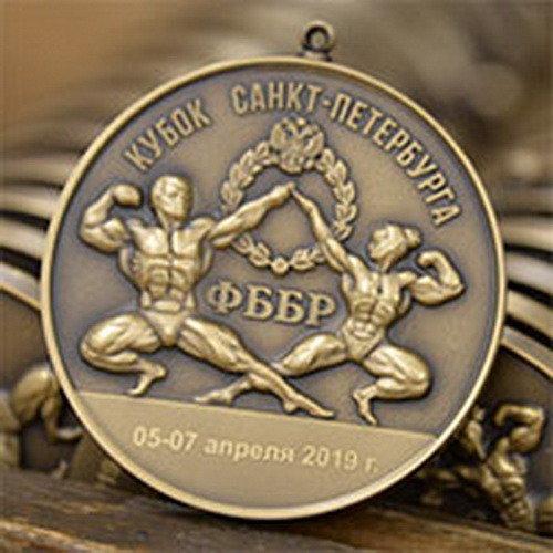 Чемпионат Санкт-Петербурга по бодибилдингу - 2019