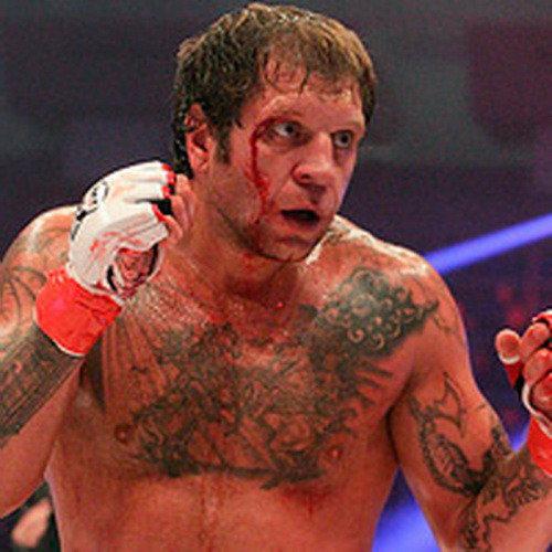 Александр Емельяненко - трехкратный чемпион мира по боевому самбо