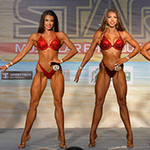 Видео: «Men's Physique & Bikini Stars» - 2019 (фитнес-бикини, абсолютка)