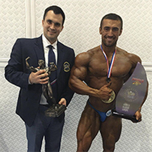 Денис Капустин подводит итоги «Arnold Classic Europe» - 2019