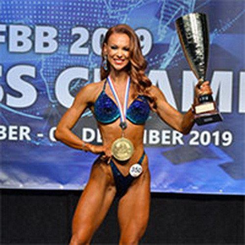 Чемпионат мира по фитнесу IFBB - 2019