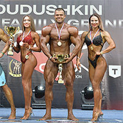 Grand-Prix Dudushkin Fitness Family - 2020