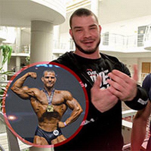 Интервью - Роман Халиулин - чемпион мира по классик физик IFBB