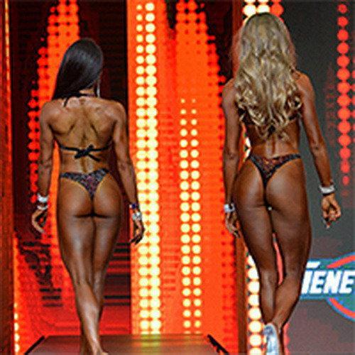 Фитнес-бикини абсолютная категория - Siberian Power Show - 2020