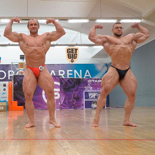 Регистрация бодибилдинг - Чемпионат Санкт-Петербурга по бодибилдингу - 2020