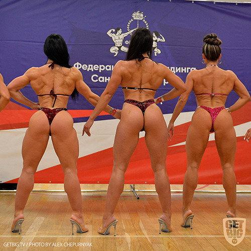 Регистрация бикини - Чемпионат Санкт-Петербурга по бодибилдингу - 2020