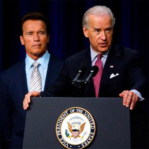 Арнольд Шварценеггер поздравил избранного президента США Джо Байдена