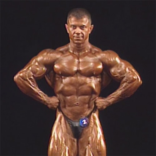 Сергей Дмитриев - Гран-при Байкал - 2003