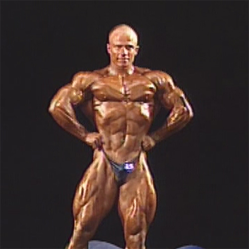 Павел Кириленко - Гран-при Байкал - 2003