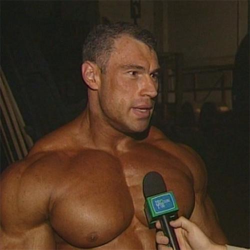 Сергей Цикунков (133 кг) - Гран-при России по бодибилдингу - 2004