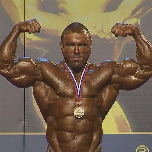 Видео: Юрий Леонов - абсолютный чемпион России - 2010