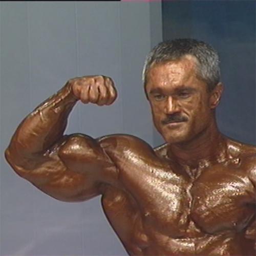 Видео: Тагир Фахрутдинов - чемпион мира по бодибилдингу - 2004