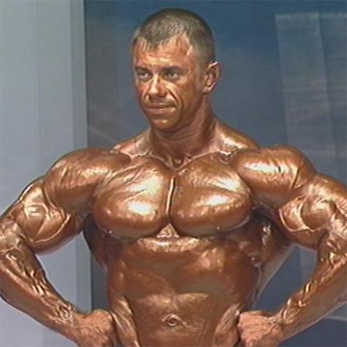 Видео: Сергей Дмитриев - чемпион мира по бодибилдингу 2004