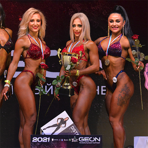 Велнес-фитнес - Grand-Prix Dudushkin Fitness Family - 2021