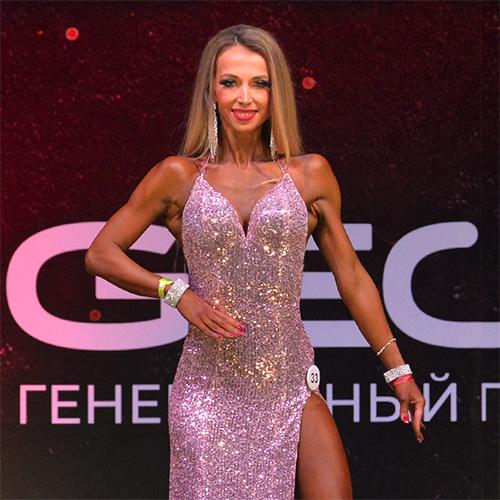 Фитмодели абсолютная категория - Grand-Prix Dudushkin Fitness Family - 2021