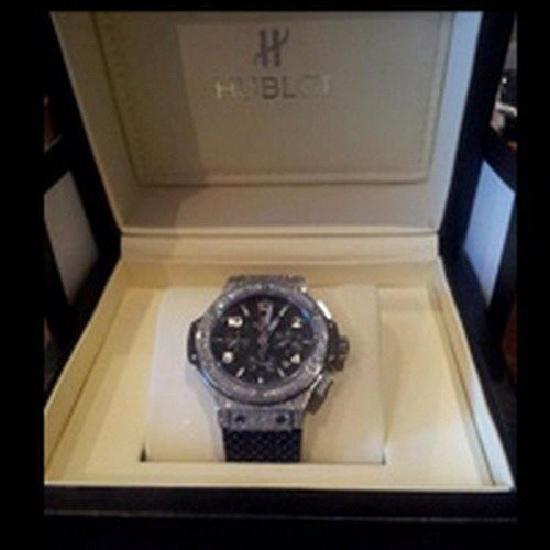 Часы для Шварценеггера за 50 000$