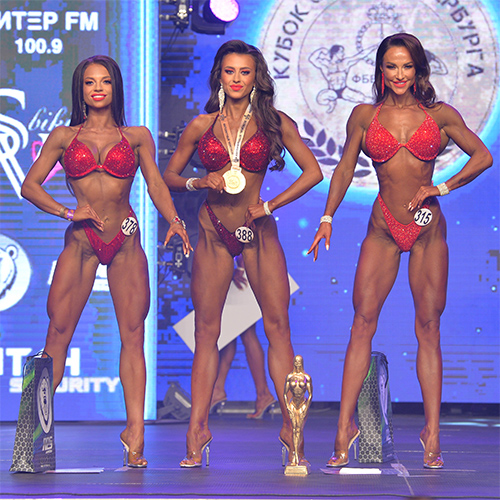 Видео: Bikini Overall - St.Petersburg Cup - 2021