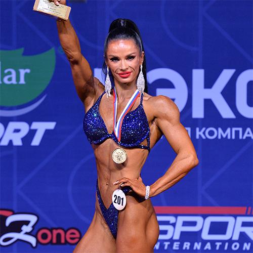 Видео: Bodyfitness 168 см - Кубок России по бодибилдингу - 2021
