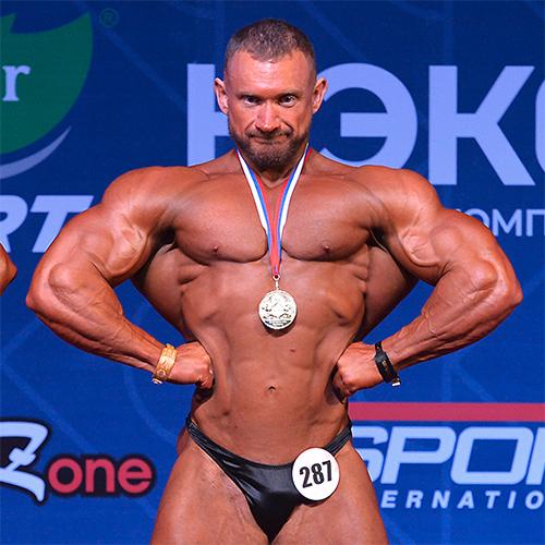Бодибилдинг 85 кг - Кубок России по бодибилдингу - 2021 (Самсон-49)