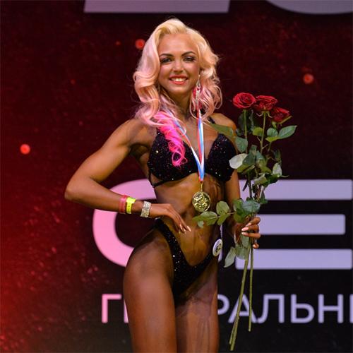 Фитнес-бикини +169 см - Grand-Prix Dudushkin Fitness Family - 2021