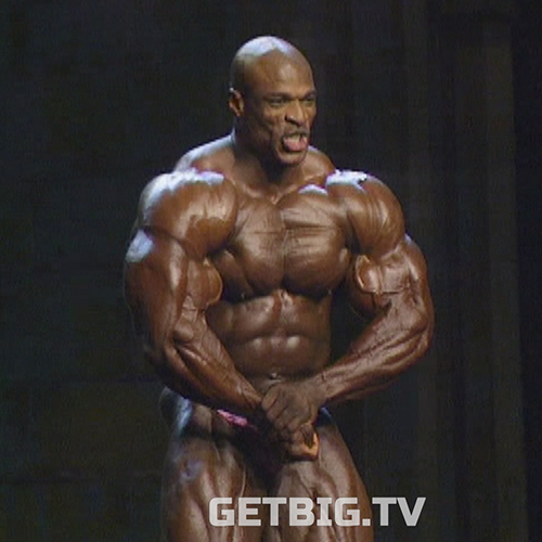 Ронни Колеман - Мистер Олимпия - 1999