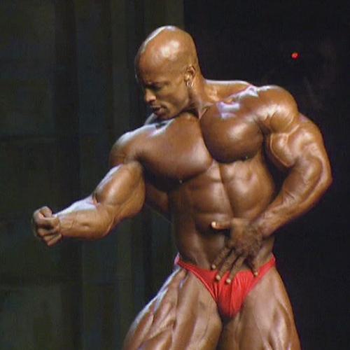 Шон Рэй - Мистер Олимпия - 1999