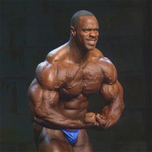 Пол Диллет - Мистер Олимпия - 1999