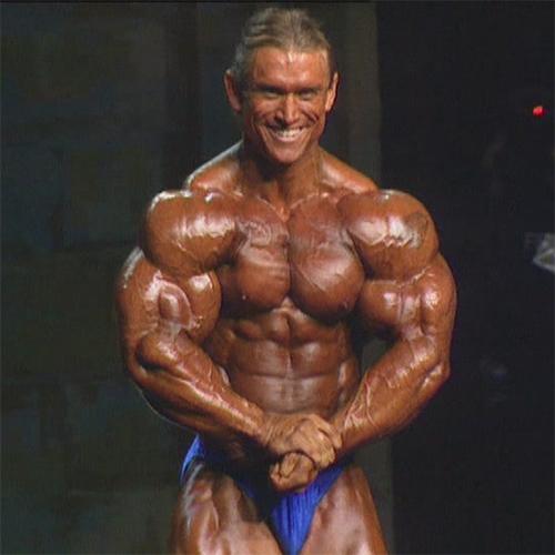 Ли Прист - Мистер Олимпия - 1999