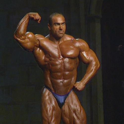 Нассер Эль Сонбати - Мистер Олимпия - 1999