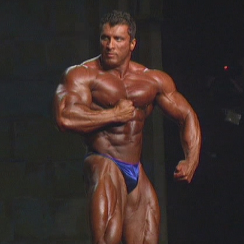 Милош Сарцев - Мистер Олимпия - 1999