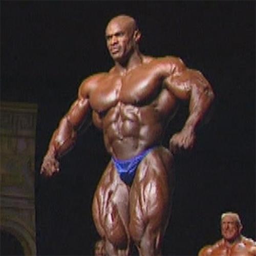 Предварительные сравнения - Мистер Олимпия - 1999
