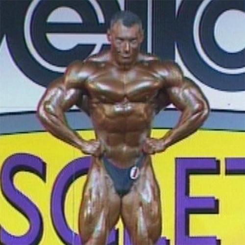 Сергей Цикунков - Ironman - 2003