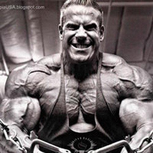 Тренинг грудных и дельтовидных в стиле Джея Катлера
