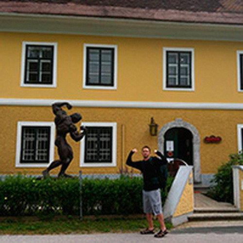 Дом-музей Арнольда Шварценеггера