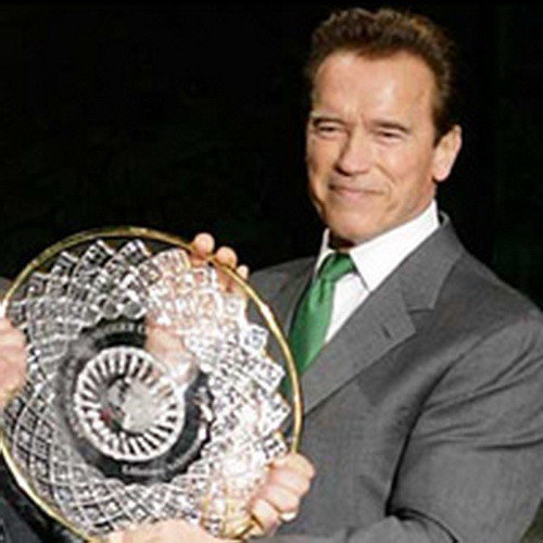 Arnold Schwarzenegger Lifetime Achievement Award